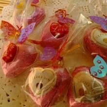 人气结婚喜糖批发 LOVE心型爱心巧克力糖 正品散装糖果 250克