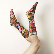 <p>继续是属于春天的单品,靴下物, Strathcona 长筒袜