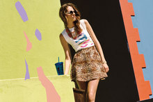 """<p>urban outfitters 2013 夏季画册 , 阳光与活力 """"Here comes the sun"""""""