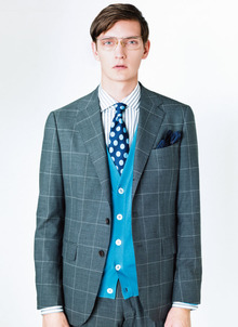 <p>牌UNITED ARROWS Styling Edition Eleven 2013春夏搭配目录
