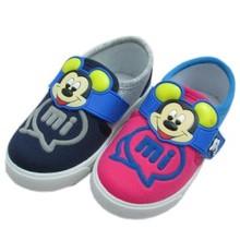 2013春季新款男女宝宝儿童卡通帆布鞋运动鞋