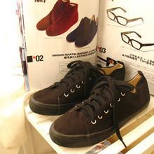 【无印良品】强货!Japan原单 MUJI正品 超优质舒适帆布鞋 黑色