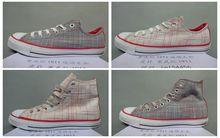 Converse 格子帆布鞋 加厚 CS131466 CS131467 CS131468 CS131469