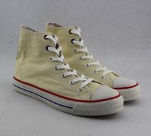 外贸原单日本大牌BR经典款舒适底 高帮系带帆布鞋