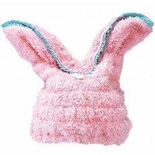 【日本直送】1212*宝宝粉色欧洲风独角帽子/睡帽/干发帽