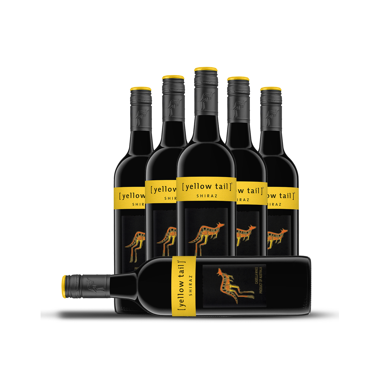 黃尾袋鼠葡萄酒