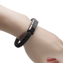 Creative quick charging flash charging Bracelet data line